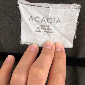 acacia swimwear Tops - Acacia grey kimono